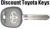 Discount Toyota Locksmith